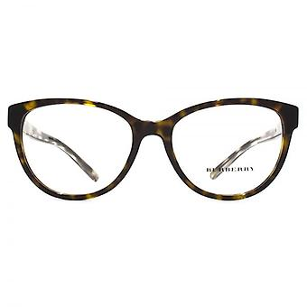 Burberry BE2229 Glasses In Dark Havana