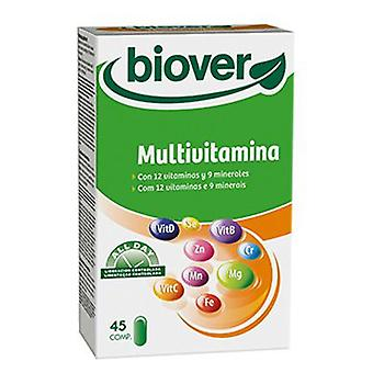Biover Basic Vitamine 45 Tablets (Vitamins & supplements , Multinutrients)