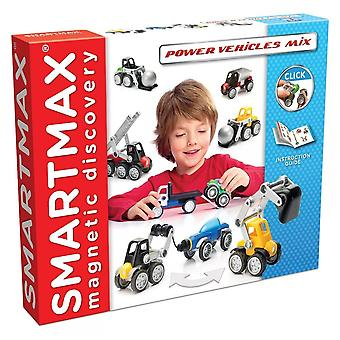 Smart Games SmartMax Power Vehicle Mix