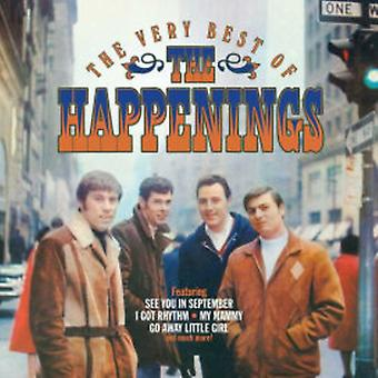 The Happenings - Very Best of [CD] USA import