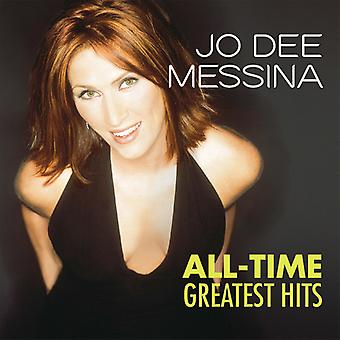 Jo Dee Messina - All-Time Greatest Hits CD] USA import