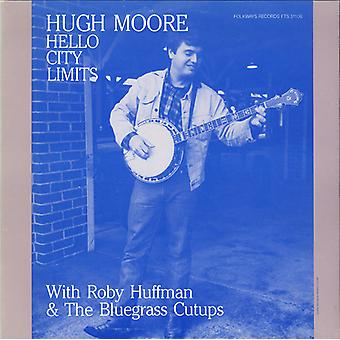 Hugh Moore - Hello City Limits [CD] USA import