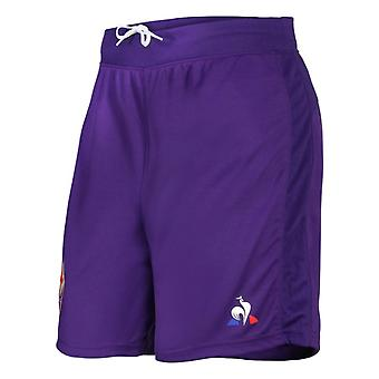 2017-2018 Fiorentina thuis Shorts (paars)