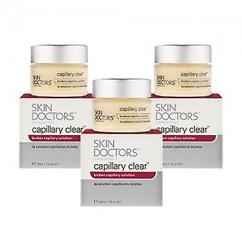 Skin Doctors Capillary Clear - 3 Pack