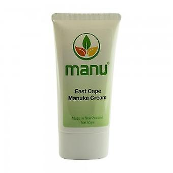 East Cape Manuka Cream - With Premium Manuka Oil - 50g Cream
