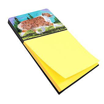 Australian Shepherd Refiillable Sticky Note Holder or Postit Note Dispenser