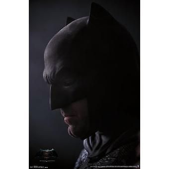 Batman Vs Superman - Kutte Plakat Poster Print