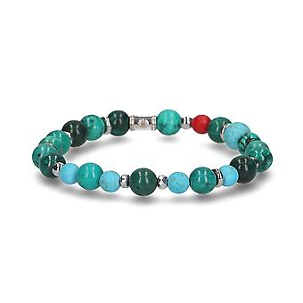 Beamay men's 1704TUCANAVERDE other materials green bracelet