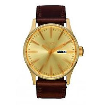 Nixon The Sentry Pack All Gold / Black / Brown (A1138-2591)