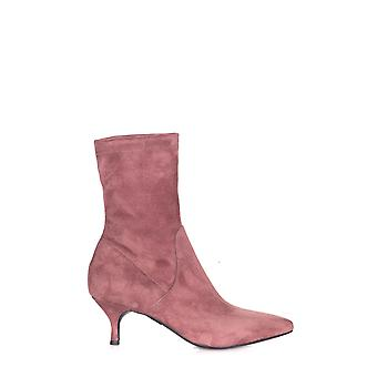 Strategia ladies A3794PINK pink Suede Ankle Boots
