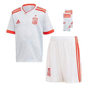 2018-2019 Spanien bort Adidas Mini Kit