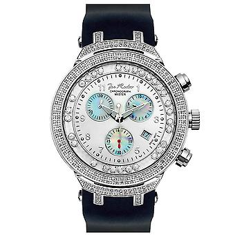Joe Rodeo diamante reloj - MASTER plata 2.2 ctw