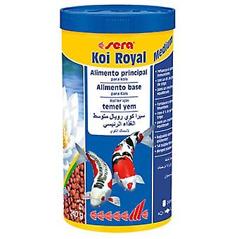 Sera Koi Royal Medium (Poissons , Bassin , Nourriture)