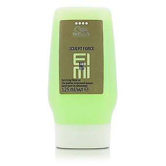 EIMI Wella Sculpt Force extrastarke Flubber Gel (Hold-Stufe 4) 125ml/4,23 Unzen