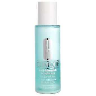 Clinique Anti-Blemish Solutions Clarifying Lotion For Pimpled Skin 200 ml