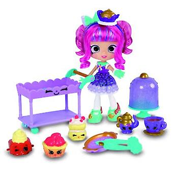 Giochi Preziosi Shopkins Shoppies Tea Party met Tippy