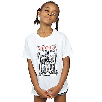 Fantastic Beasts Girls Witches Live Among Us T-Shirt