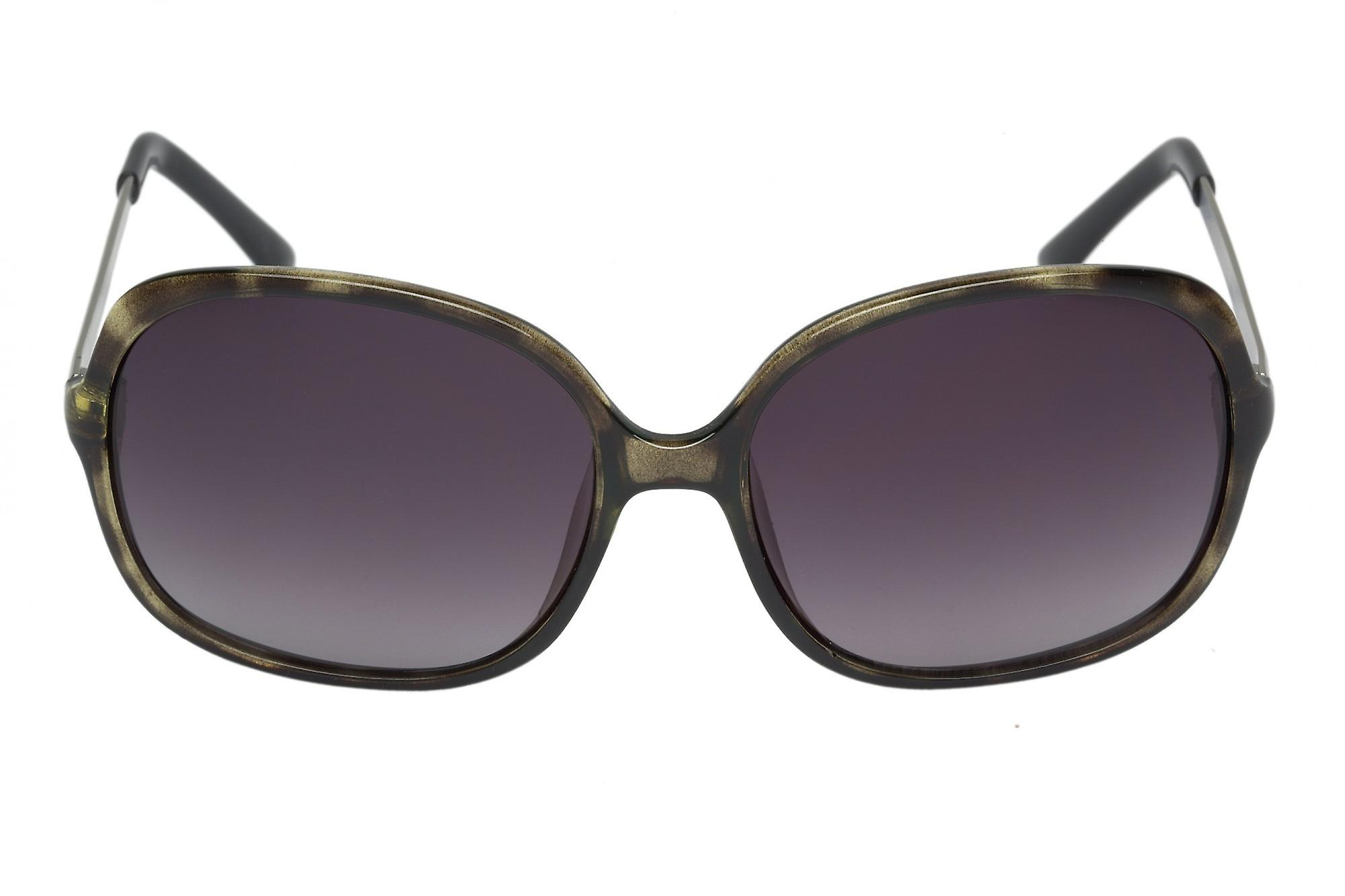 Elegant sunglasses for women by Burgmeister with 100% UV protection | solid polycarbonate frame, high quality sunglasses case, microfiber glasses pouch and 2 years warranty | SBM108-361 Stockholm