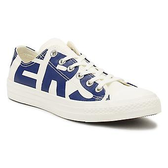 Converse Chuck Taylor All Star Womens Natural / Blue Ox Trainers