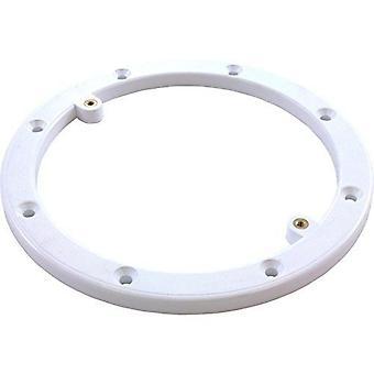Custom 25532-800-000 Main Drain Round Frame - White
