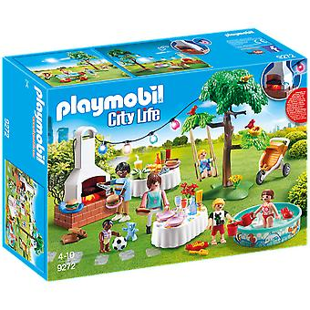 Playmobil Garden Party 9272