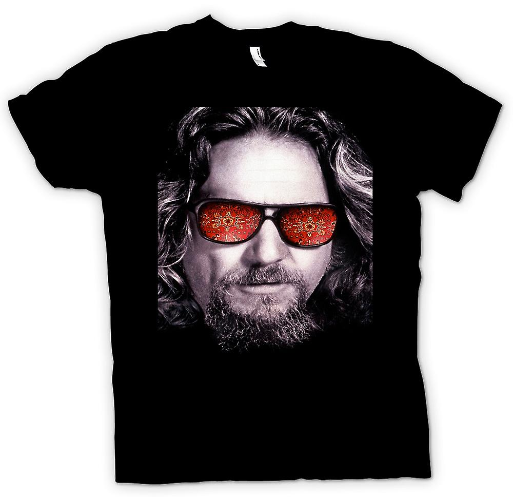 Womens T-shirt - Bridges - Big Lebowski - Glasses