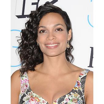 Rosario Dawson In Attendance For 30Th Film Independent Spirit Awards Nominations Press Conference W Hollywood Hollywood Ca November 25 2014 Photo By Dee CerconeEverett Collection Celebrity