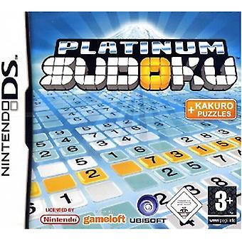 Platina Sudoku (Nintendo DS)