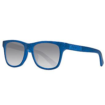 Moschino sunglasses ladies blue