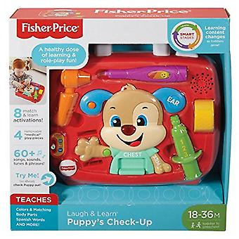 Fisher-Price FTH19 Laugh and Learn Puppy's Check-up Kit