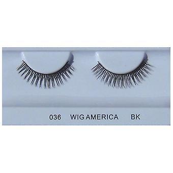 Wig America Premium False Eyelashes wig536, 5 Pairs