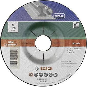 Rettifica disco (di off-set) 115 mm 22,23 mm Bosch Accessori A 24 P BF 2609256336 1/PC