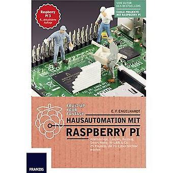 Hausautomation mit Raspberry Pi Franzis Verlag 978-3-645-60391-1