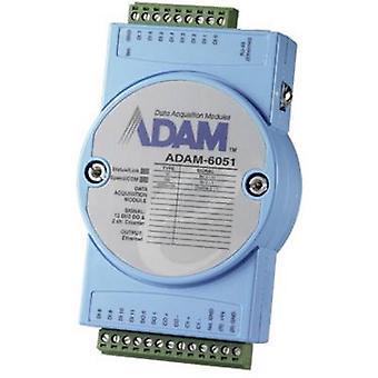 Module e/s nombre de DI/O Advantech ADAM-6051-D d'e/s: 16 12 v CC, 24 VCC