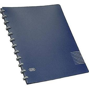 Elba-Ring Binder ManageMe! 61420DB A4 Nr. Ärmel: 25 dunkel blau 1 PC