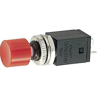 Miyama DS-409, YE Pushbutton switch 125 V AC 3 A 1 x On/On latch 1 pc(s)
