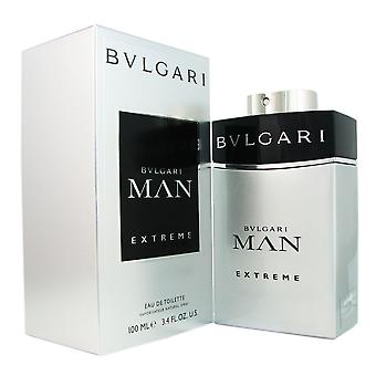 Bvlgari Man Extreme for Men 3.4 oz Eau de Toilette Spray