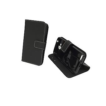 Caso malote do telefone móvel para móvel Huawei Y3 II / 2 preto