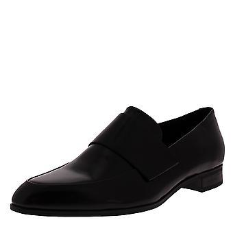 Womens Vagabond Frances Work Office Black Polished Leather Smart Shoes