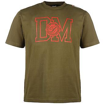 Diem Champion Tee Short Sleeves Cotton T Shirt Top Crew Neck