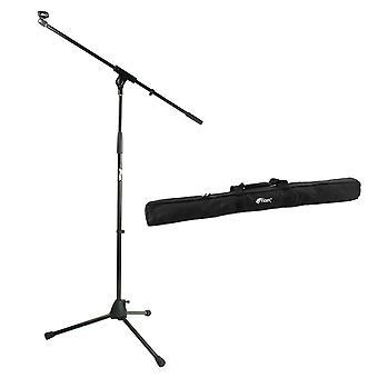 Tiger-Boom Mikrofonstativ mit Stativ und Tasche