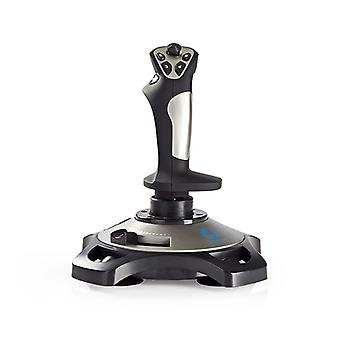 Joysticks with vibration effects, USB powered