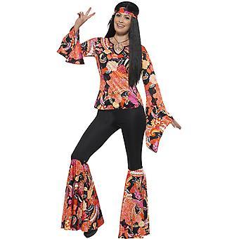 Sauce el disfraz de hippie