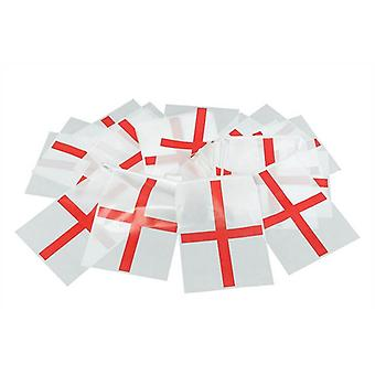 England Bunting. St.George 7M, 25 Flags.