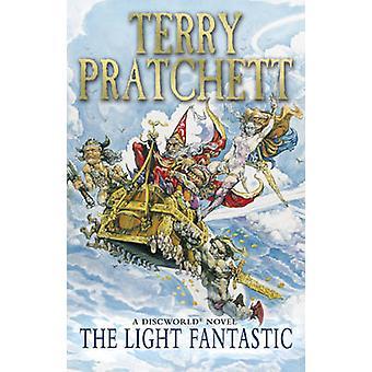The Light Fantastic - Discworld Novel 2 by Terry Pratchett - 978055216