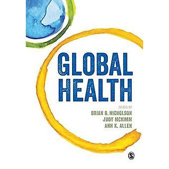 Global helse av Brian Nicholson - Judy McKimm - Ann Allen - 97814462