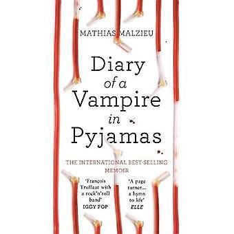 Dagbok av en vampyr i Pyjamas av Mathias Malzieu - 9781786480361 bok
