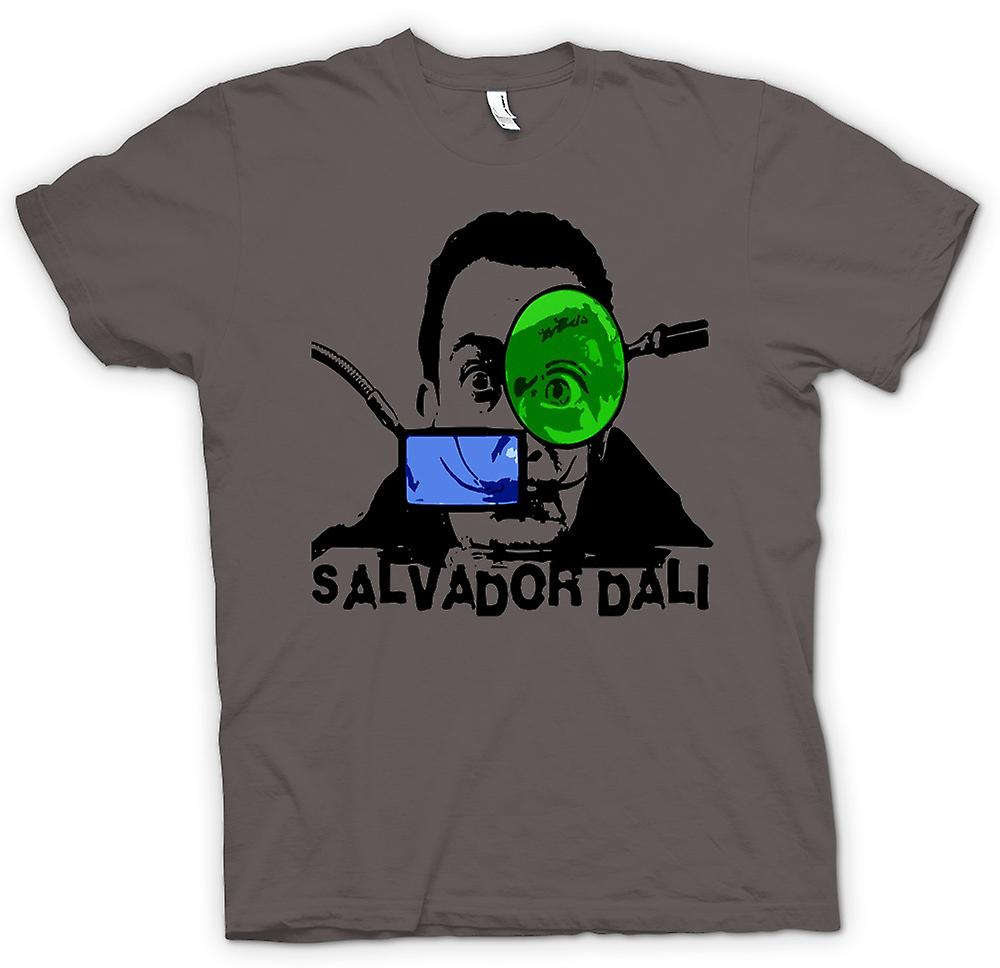 Womens T-shirt - Salvador Dali - Artist - Surreal