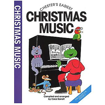 Chester's Easiest Christmas Music