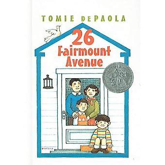 26 Fairmount Avenue (26 Fairmount Avenue książek)